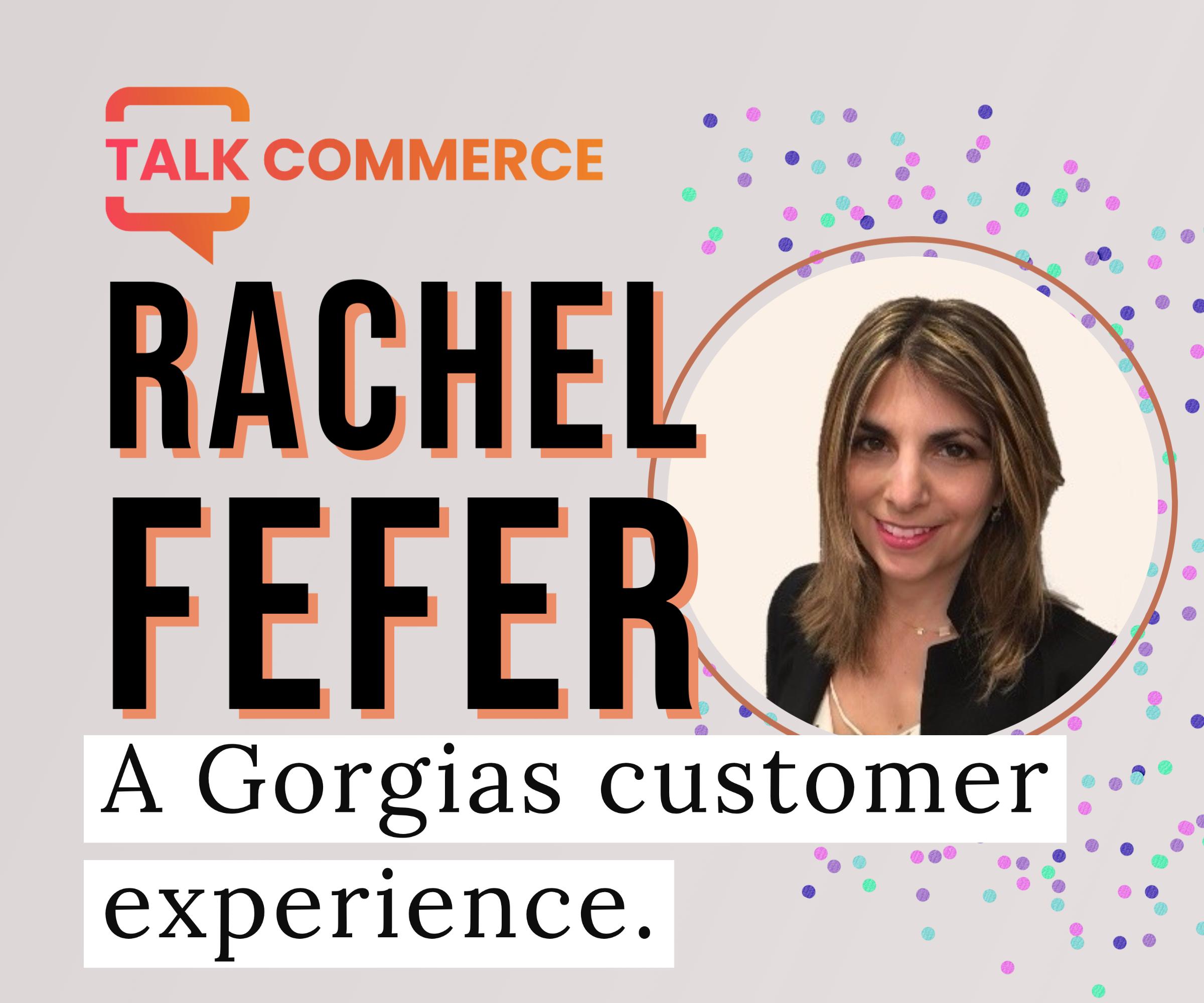 Rachel Fefer | Gorgias